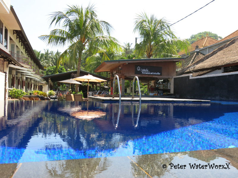 Hotels And Accommodations In Padang Bai Bali Beach Resort